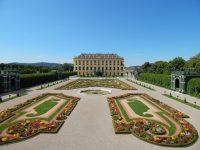 Schönbrunn Palace, Vienna, Austria