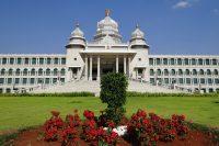 Suvarna Vidhana Soudha, Karnataka, India