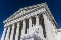 The Supreme Court Building, Washington, D.C. USA